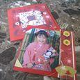 和風のカードBOOK