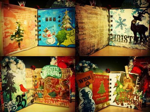 2012年クリスマスページ交換会
