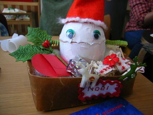 タマゴのタイムカプセル*クリスマス