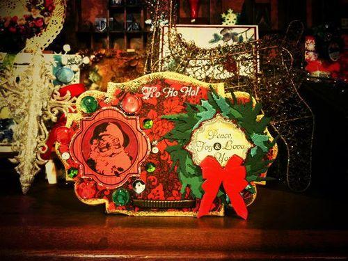 クリスマスATCキーパー