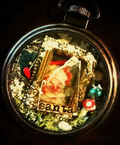 ポケットウォッチ*クリスマス