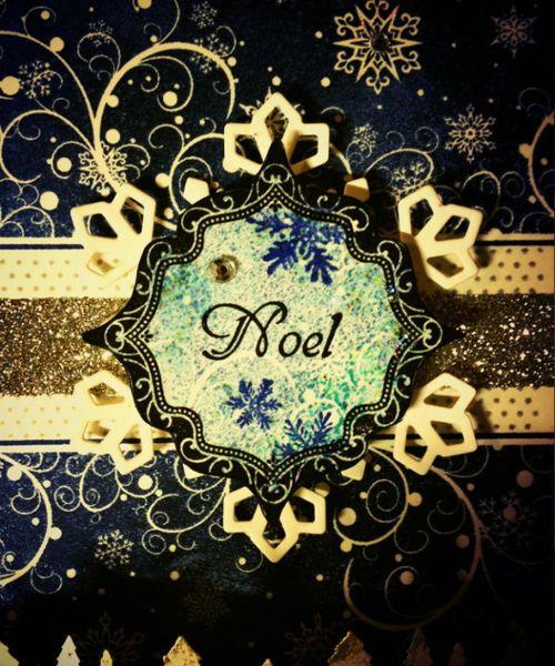 クリスマスカード*2013
