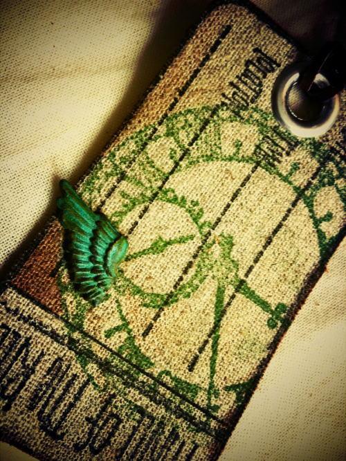 布製のTAG